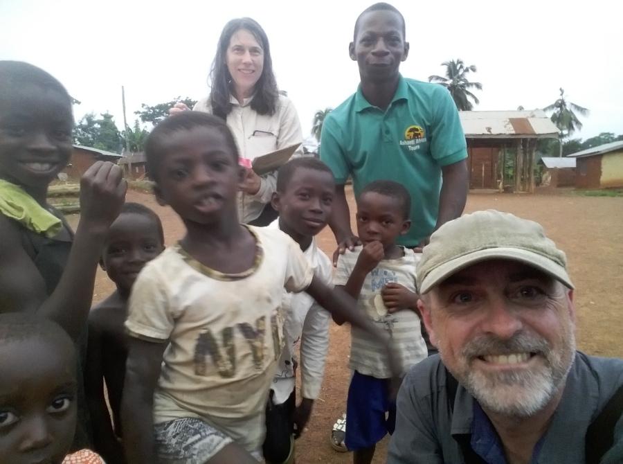 Birding in Ghana withAshanti