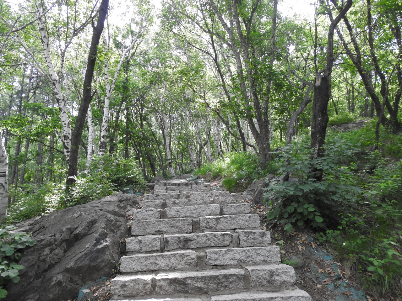 Baihuashan