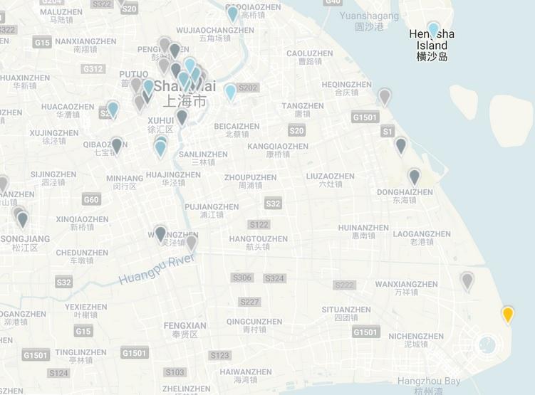 Shanghaihotspots